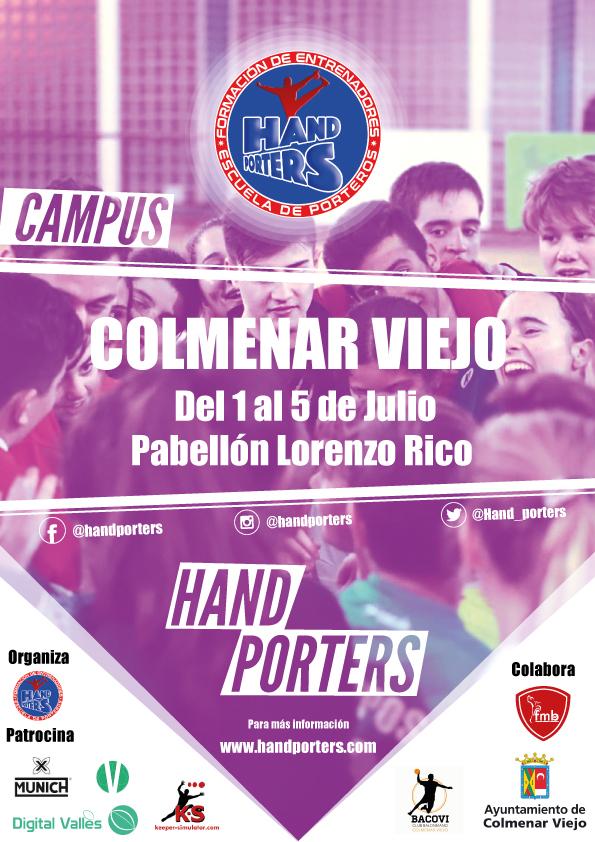 II Campus Hand Porters Colmenar Viejo
